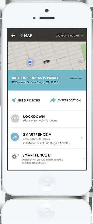 Autostart SmartStart GPS