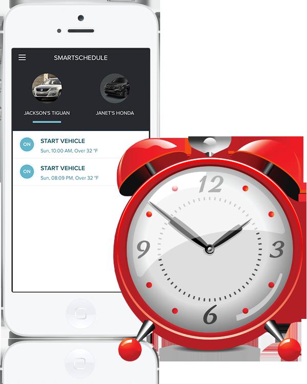 Autostart SmartStart SmartSchedule